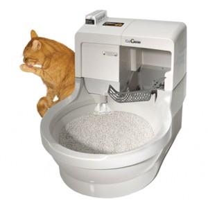 CatGenie 120 L automatinis tualetas katėms