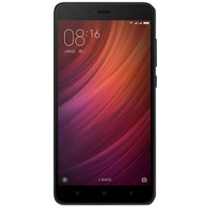 Mobilusis telefonas XIAOMI Redmi Note 4 32GB Black