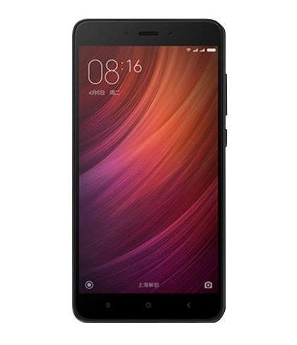 Mobilusis telefonas XIAOMI Redmi Note 4 32GB Black