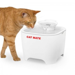 Girdykla-fontanas Cat Mate Shell W