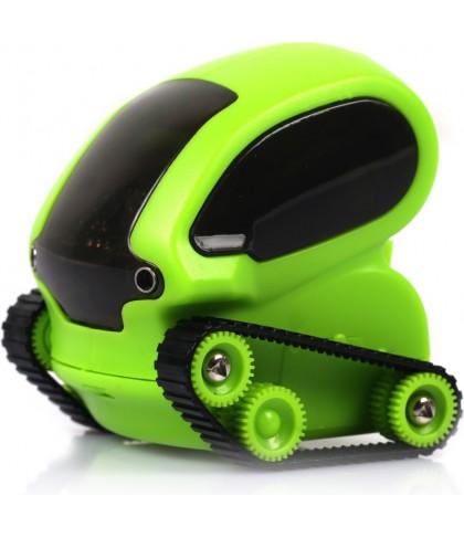 Desk Pets TankBot robotas žal