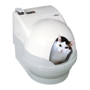 CatGenie 120 автоматический кошачий туалет