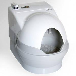 GenieDome stogelis CatGenie tualetui