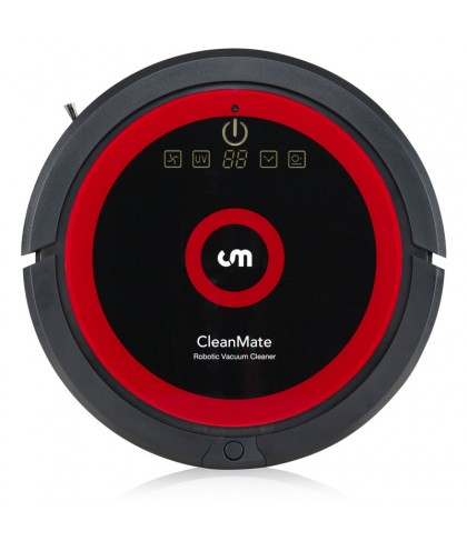 CleanMate QQ-6S  dulkių siurblys robotas